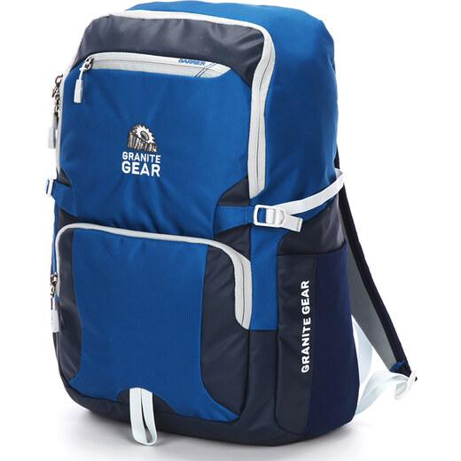 Vodě odolný modrý cestovní a školní batoh - Granite Gear 7055 modrá -  Glami.cz 598299b047