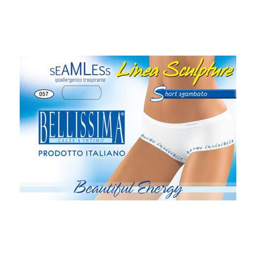 Kalhotky Bellissima 057 Sgambato bílá - Glami.cz 6c9b265a2f