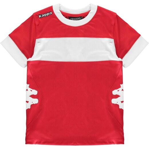 17a0efaa91740 Tričko Kappa Remilio Short Sleeve T Shirt Junior Boys - Glami.cz