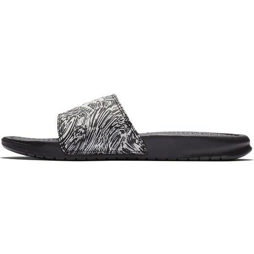 Pantofle Nike BENASSI JDI PRINT 631261-006 - Glami.cz 5a3459403b