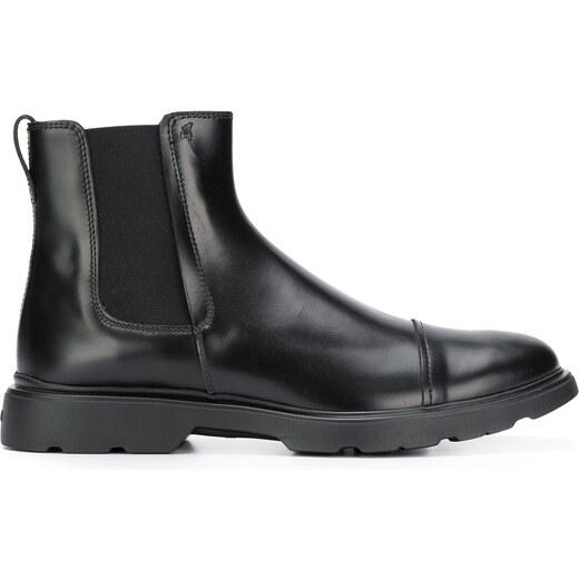 1b93bdddc36 Hogan ankle boots - Black - Glami.cz
