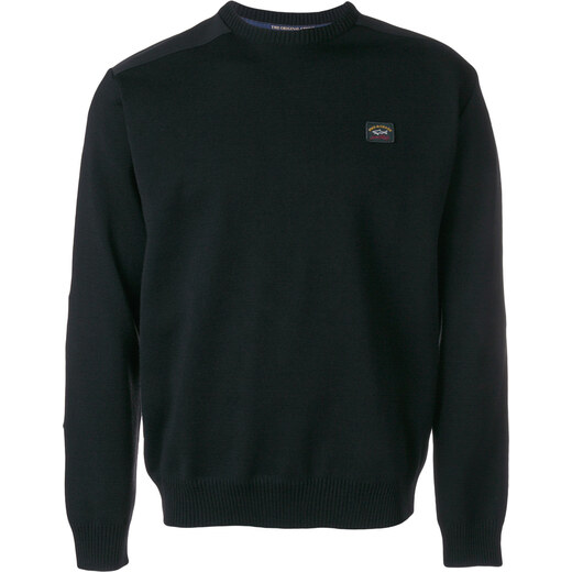 eaed9ee0c2c Paul   Shark classic knitted sweater - Black - Glami.sk