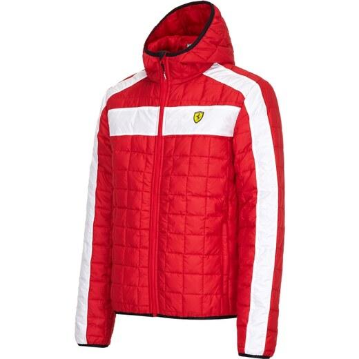 00b7e56724ac Branded Ferrari férfi kabát SF Packable red F1 Team 2016 - Glami.hu