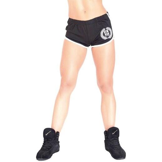 af4d9cb222e49 Dámské fitness šortky Aesthetic Black - GymBeam - Glami.cz