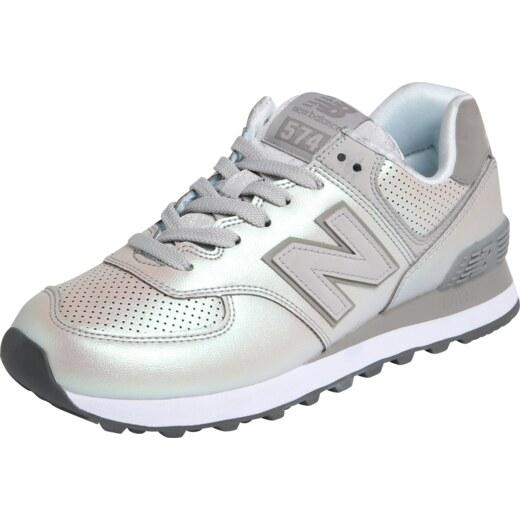 New Balance Běžecká obuv světle šedá   fialkově modrá - Glami.cz b24e9275c9