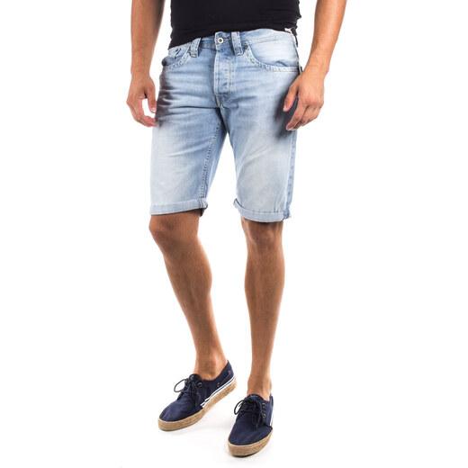 Pánské kraťasy Pepe Jeans CASH SHORT W31 - Glami.cz c3901b42e8