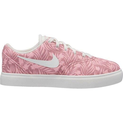 dd231b9ac213 Nike Check Prime Girls Skate Shoes Pink White - Glami.cz