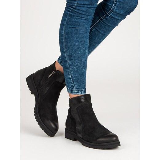050c2f745 Pohodlné kožené topánky Vinceza 1271/5B - Glami.sk