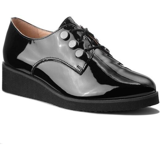 ad886af14f Oxford cipők EKSBUT - 28-5206-121-1G Fekete - Glami.hu