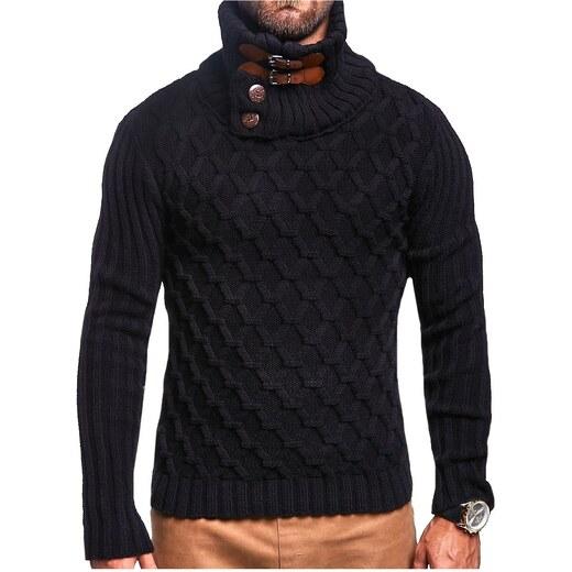 Pánský pletený svetr Tazzio model 16-489 - Glami.cz 16faac6791