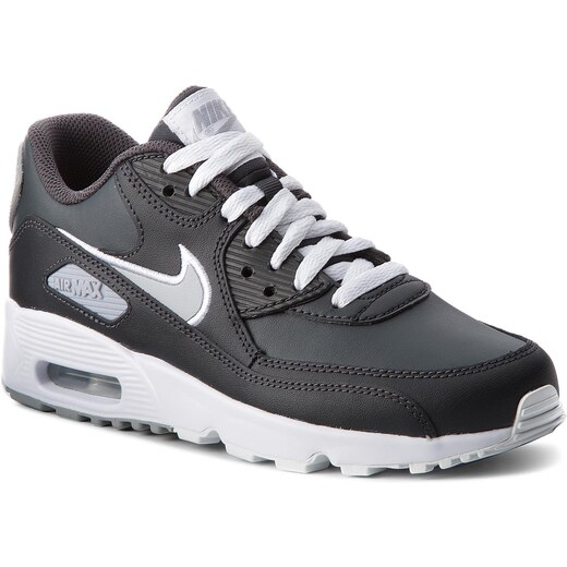 Boty NIKE - Air Max 90 Ltr (GS) 833412 021 Anthracite Wolf Grey White -  Glami.cz 36ef344b54