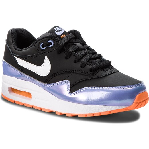 wholesale dealer 3b887 75f18 Topánky NIKE - Air Max 1 (GS) 807605 003 Black White Twilight Pulse -  Glami.sk