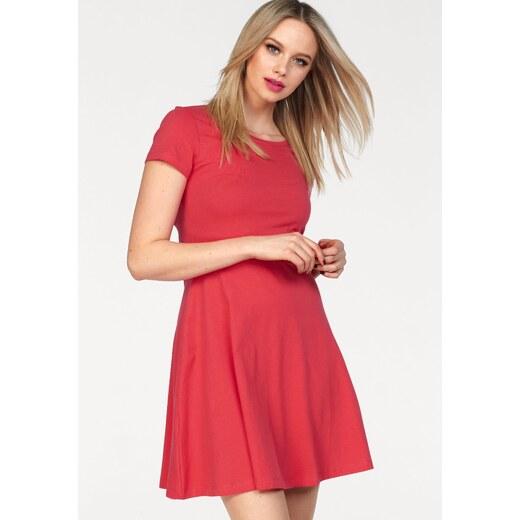 7f96eb9f42d0 Vero Moda bavlnené šaty »ANDERS«. červená - Glami.sk