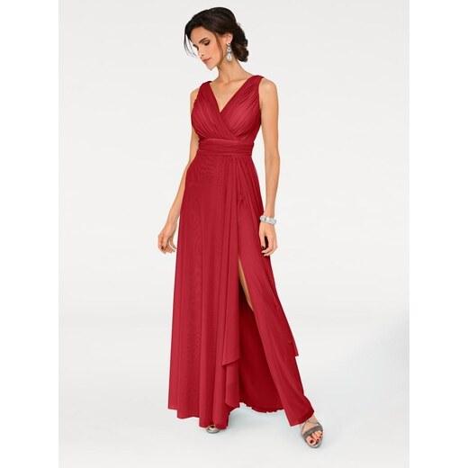 968fec56eb65 heine TIMELESS Večerné šaty červená - Glami.sk
