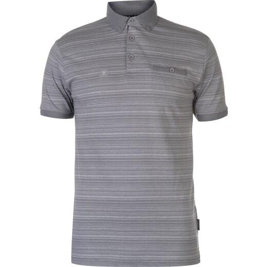 f0b50faf3 Pierre Cardin Pierre Cardin pruhy Polo košile pánské, Grey SD54239002 -  Glami.cz
