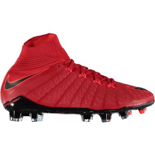 06ed4739e089f Futbalové kopačky Nike Hypervenom 3 Phantom DF Junior FG Football Boots -  Glami.sk