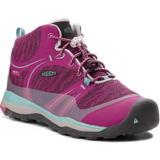 9505e35627 Trekingová obuv KEEN - Terradora Mid Wp 1018381 Boysenberry Red Violet -  Glami.sk