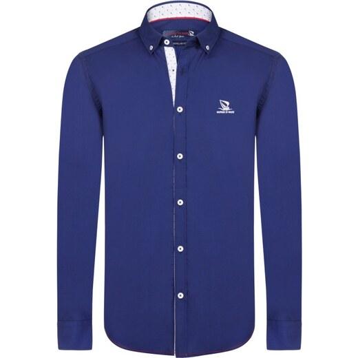 Giorgio Di Mare Pánská košile GI9569421 Blue - Glami.cz 19ad6d775a