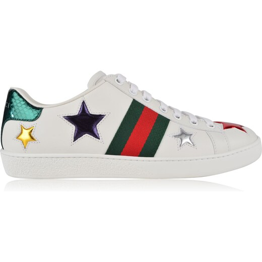 a13c2f9fdd62 Tenisky Gucci New Ace Star Patch Trainers - Glami.sk