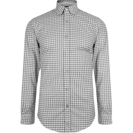 dd395d8a66 BOSS SMART CASUAL Slim Fit Stretch Checked Shirt - Glami.hu