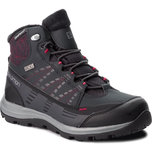 Bakancs SALOMON - Kaina Cs Wp 2 404728 21 V0 Phantom Black Beet Red -  Glami.hu 2354eed4a7