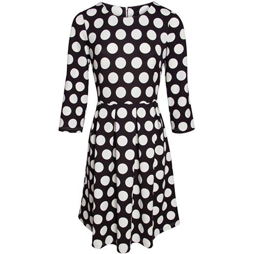Smashed Lemon Dámské krátké šaty Black 17092 02 - Glami.cz a4540cf924