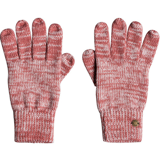 Roxy Rukavice Let It Snow Gloves Withered Rose ERJHN03120