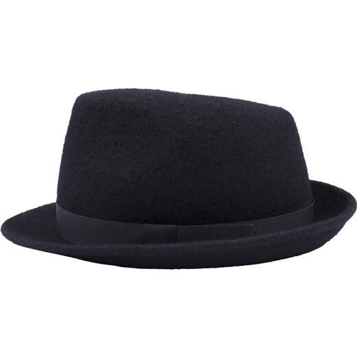 275d8585181 Zapana Pánský plstěný klobouk Gianluca černý - Glami.cz