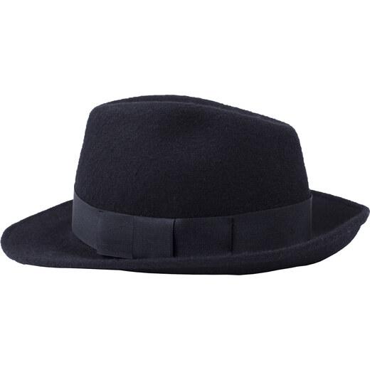Zapana Pánský společenský klobouk Gibaldi černý - Glami.cz 70872dc664