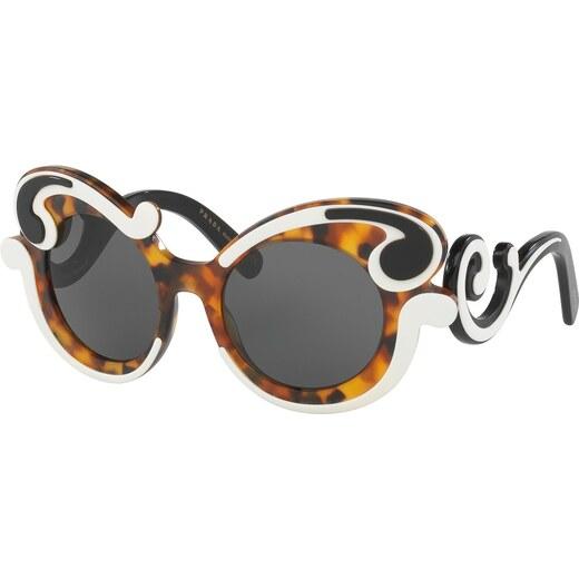 slnečné okuliare PRADA PR 23NS MINIMAL BAROQUE Limitovaná edícia VAL1A1 -  Glami.sk bd31ca0e273