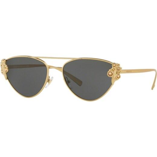 VERSACE slnečné okuliare Vercase VE2195B 142887 - 56 16 140 - Glami.sk bb2de2e25de