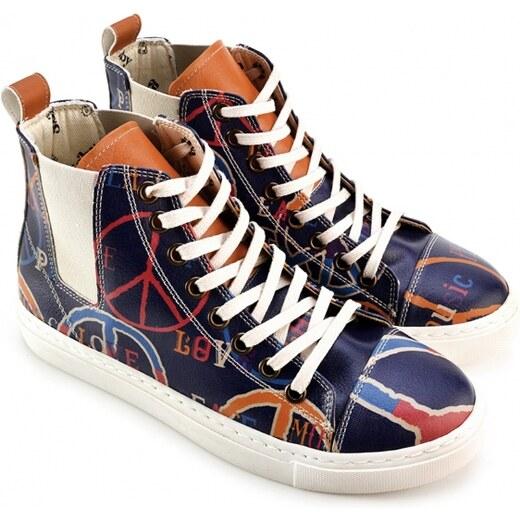 Goby Sneaker cipő FHP-CON112 els Színes - Glami.hu 0e5c19bdbd