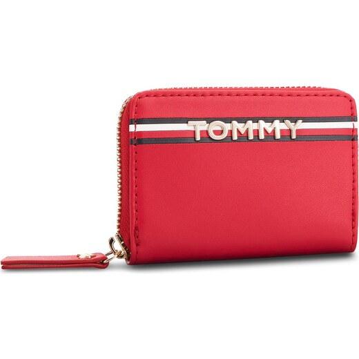 e5c1a02049 Kis női pénztárca TOMMY HILFIGER - Corp Leather Mini Za AW0AW05734 614 -  Glami.hu