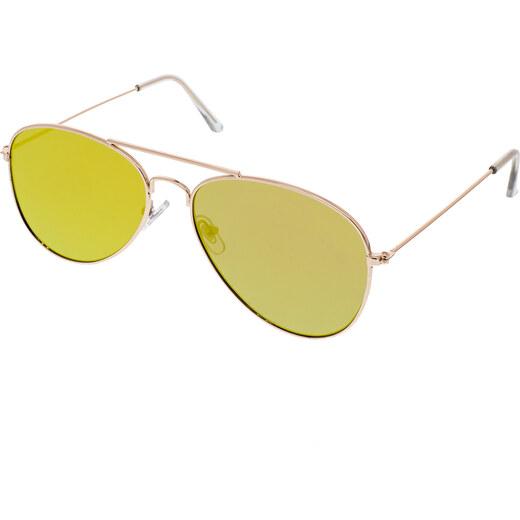 A Collection Napszemüveg Sunrise arany színű keret rózsaszín lencsék -  Glami.hu cac1080468