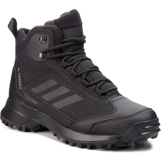Boty adidas - Terrex Heron Mid Cw Cp AC7841 Cblack Cblack Grefou - Glami.cz 44877d73a7