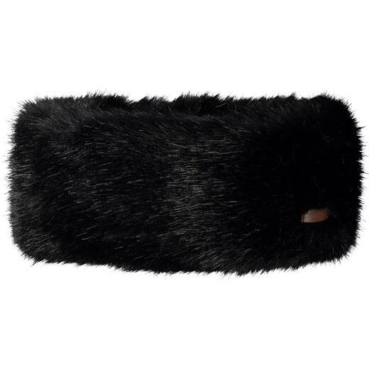 Dámská čelenka Barts Fur Headband černá - Glami.cz c7b6f379e8
