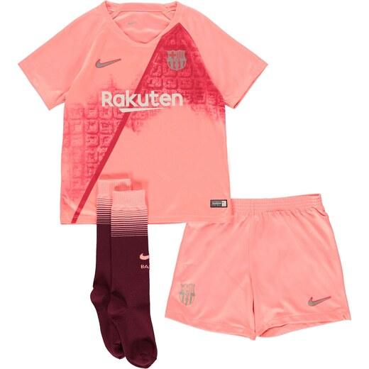 c6fd509201edd Detské oblečenie Nike Barcelona Third Mini Kit 2018 2019 - Glami.sk