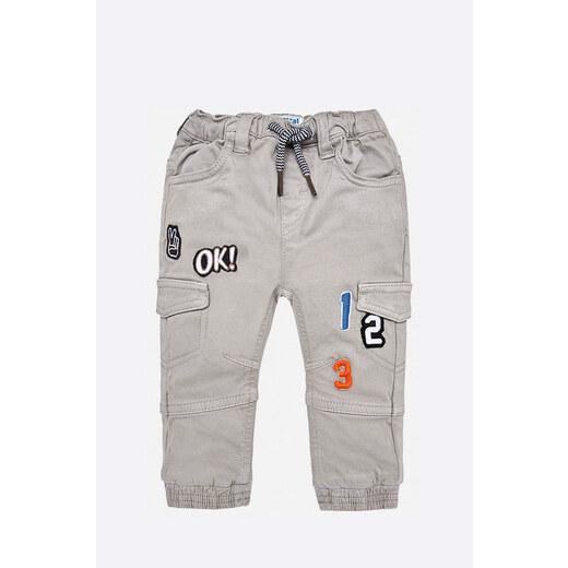 Mayoral - Dětské kalhoty 74-98 cm - Glami.cz ed1ce2cfe6