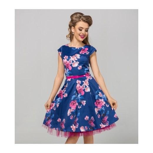 Dámské květované šaty JULIE Gotta GS01 - Glami.cz fc7ff9a8544