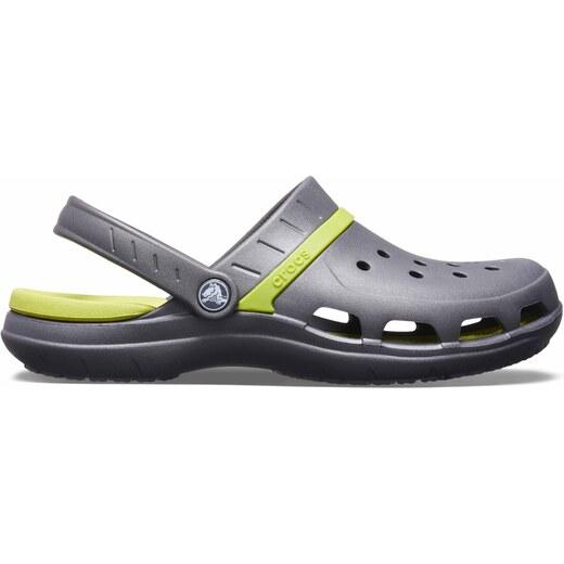 Pánske topánky Crocs MODI SPORT Clog sivá   zelená 45-46 - Glami.sk 68ccc05683f