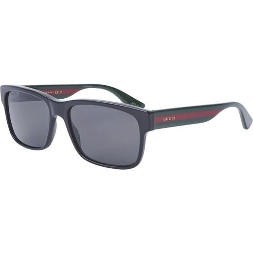 slnečné okuliare Gucci GG0340S 007 - 58 17 150 - Glami.sk 8478189dc52