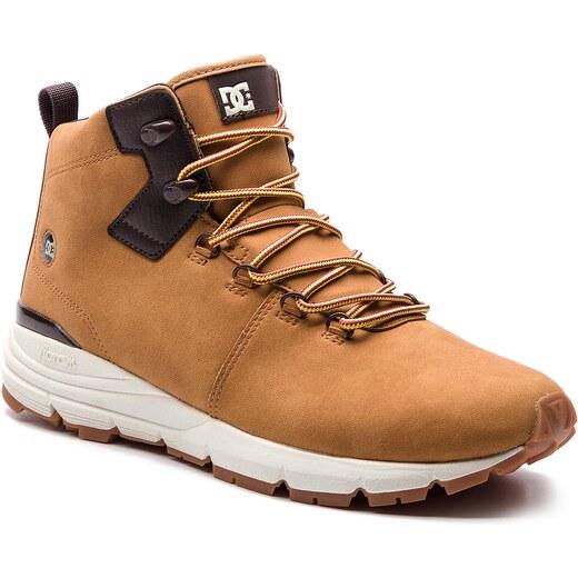 Sneakersy DC - Muirland ADYB700021 Wheat - Glami.cz 551e728ac8