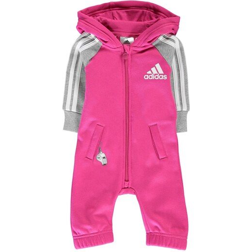8fdeed786c86 Detské fleecové oblečenie Adidas Tracksuit Onesie Babies - Glami.sk