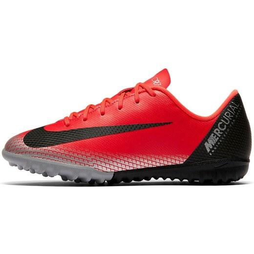 817112f148d15 Kopačky Nike JR VAPOR 12 ACADEMY GS CR7 TF aj3100-600 Veľkosť 38,5 EU -  Glami.sk