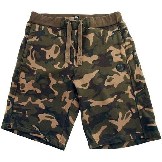 Fox Kraťasy Chunk Camo Jogger Shorts S - Glami.cz 8fe706eb24