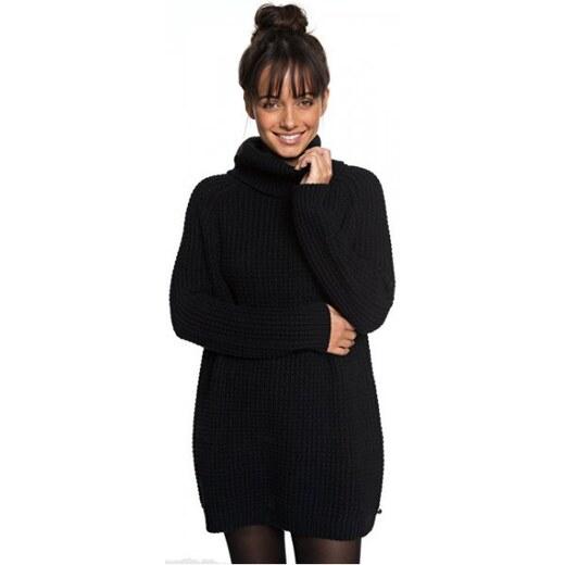 42db7e06c50 Roxy Dámské šaty Bubbles Story True Black ERJKD03212-KVJ0 (Velikost M) -  Glami.cz