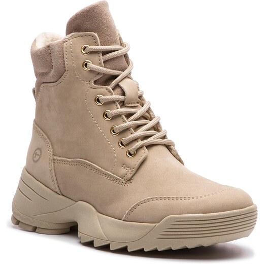 513dcf0c9e Outdoorová obuv TAMARIS - 1-25710-31 Beige 400 - Glami.sk