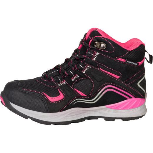 Dětská obuv Alpine Pro SIBEAL - růžová - Glami.cz c600a1024b8