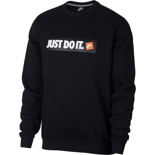 Nike Just Do It Crew Sweatshirt Mens - Glami.hu 6d6ae8565f