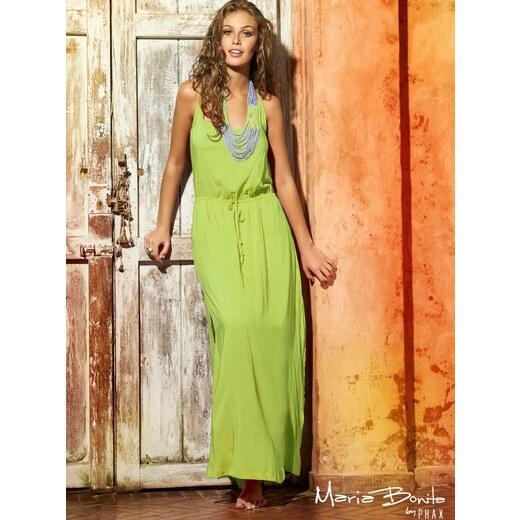 PHAX Dlouhé letní šaty na ramínka PHAX zelené - Glami.cz 9e4ef9f40ff